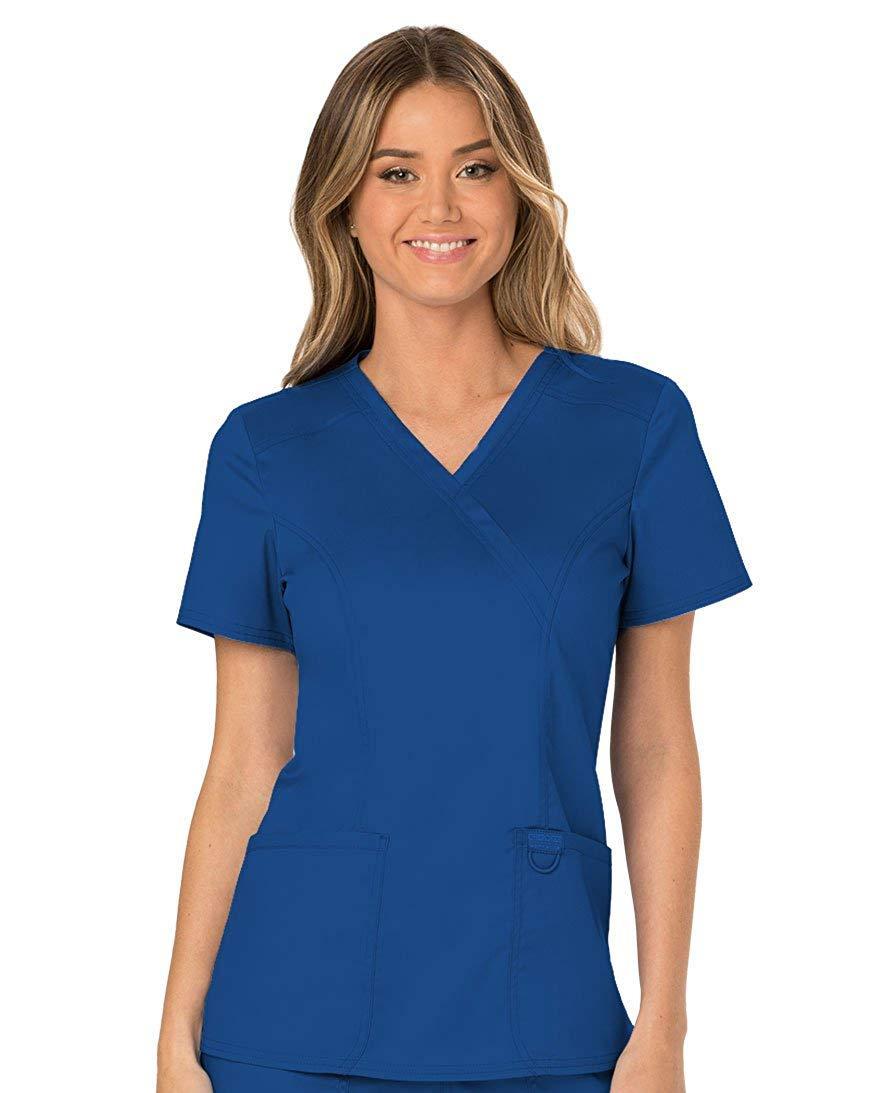 Женский медицинский костюм Cherokee Uniforms, цвет синий