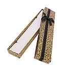 Подарочная коробочка под браслет или цепочку Узор 21*4,2*2 см, фото 6