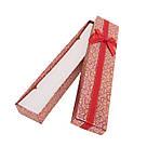 Подарочная коробочка под браслет или цепочку Узор 21*4,2*2 см, фото 9