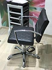 Кресло парикмахерское Фламинго Плюс, фото 2