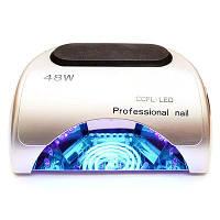 Лампа для маникюра Professional 48W  CCFL+LED
