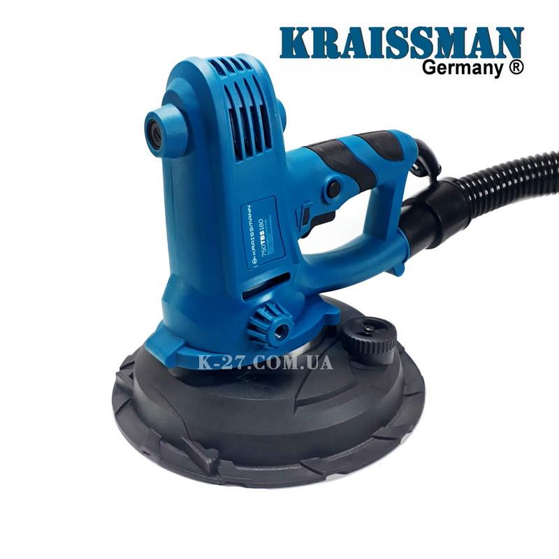 Шлифмашина для стен  Kraissmann 750 TBS 180
