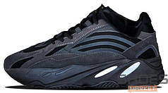 Мужские кроссовки Adidas Yeezy 700 Black Lines