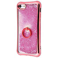 Чехол Shining case with ring для Apple iPhone 7/8
