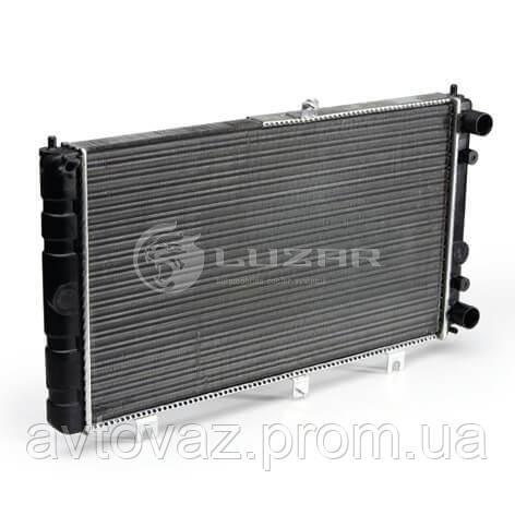 Радіатор охолодження Пріора (алюм) (LRc 0127) ЛУЗАР