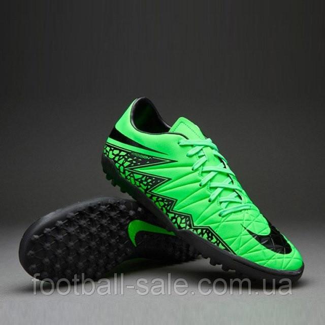Обувь для футбола (сороканожки) Nike HyperVenom Phelon II TF