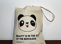 Эко-сумка из хлопка M.Yu (35x34) say02