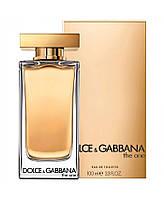 Женская туалетная вода Dolce & Gabbana The One (Дольче Габбана Зе Ван) 100 мл