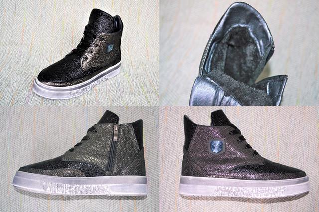 Высокие замшевые ботинки, Vizash фото