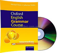 Английский язык / Oxford English Grammar Course / Coursebook+CD. Грамматика, Intermediate / Oxford