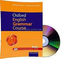 Английский язык / Oxford English Grammar Course / Coursebook+CD. Грамматика, Basic / Oxford