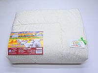 Детское стеганое одеяло (светло-салатовый)