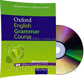 Английский язык / Oxford English Grammar Course / Coursebook+DVD+Answers. Грамматика, Advanced / Oxford