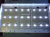 Светодиодные LED-линейки LG Innotek Direct 43inch UHD 1Bar 24EA type Rev.0.4_150408 (матрица HC430DGN-SLNX5)., фото 1