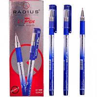 """От 12 шт. Ручка """"I Pen"""" RADIUS с принтом 12 штук, синяя 500184 купить оптом в интернет магазине От 12 шт."""