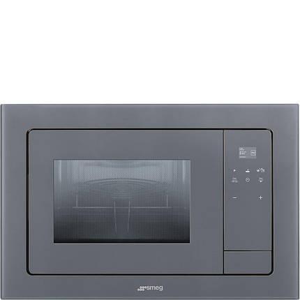 Микроволновая печь Smeg FMI120S1, фото 2