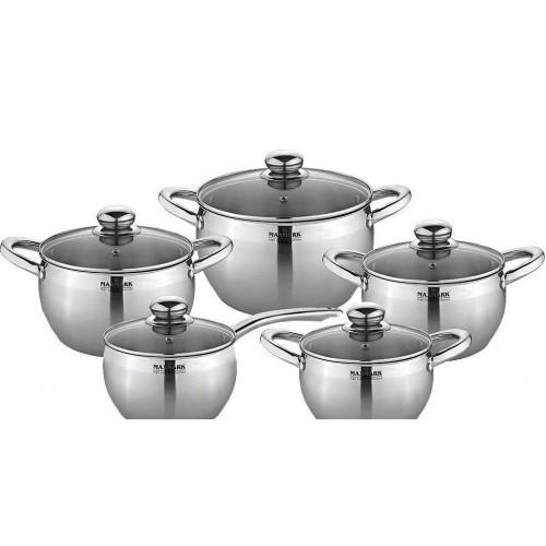 Набор посуды MAXMARK MK-APP7510 (12 пр.)
