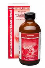 AngiOmega Complex Оригінал Арго (колоїдна фитоформула для очищення судин, атеросклероз, Омега 3,6,9)