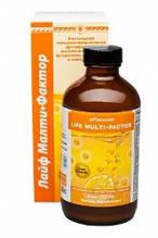 Life Multi Factor Оригінал Арго (колоїдний вітамінно-мінеральний комплекс для дітей, дорослих, імунітет)