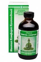 Mental Comfort Оригінал Арго, колоїдна фитоформула для нервової системи, псоріаз, для судин, заспокійливе