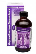 Nephro Complex Оригінал Арго (колоїдна фитоформула для нирок, сечовидільної системи, камені, подагра)