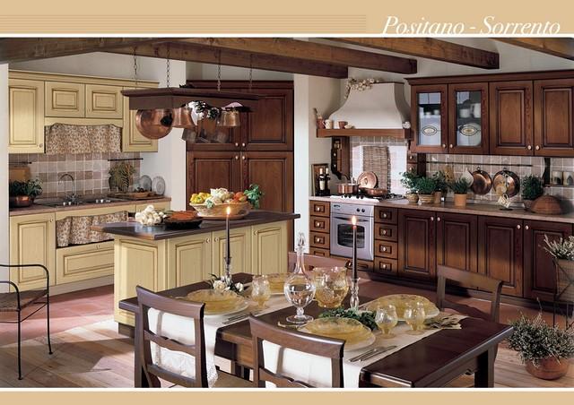 кухни италия фото