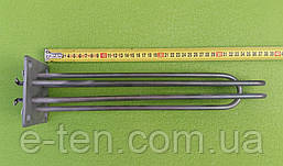 Блок тенів 4500 Вт на квадратному фланці 100х100 для ДНІПРОПЕТРОВСЬКОЇ, ВІННИЦЬКОЇ котла Електрон-Т, Україна