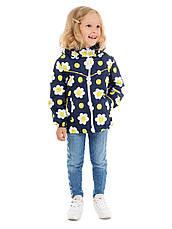 Детская ветровка на девочку в расцветках, р.98-116, фото 2