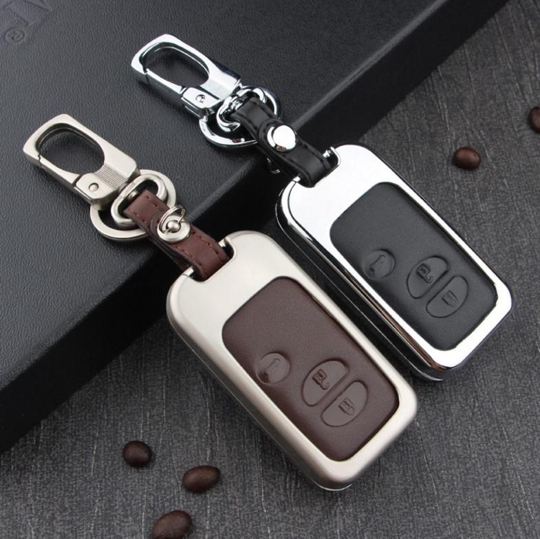 Металлический чехол для ключа Toyota Yaris,Auris,Highlander, Land Cruiser,Rav4,Camry,Corolla, Avalon,Avensis