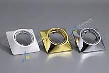 Cветильник точечный встраиваемый поворотный золото Feron DL6046 под лампу MR16, фото 2