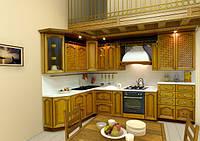кухни в итальянском стиле фото 22 (Stival Silvia)