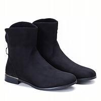 Женские ботинки от польского производителя удобные в носке, фото 1