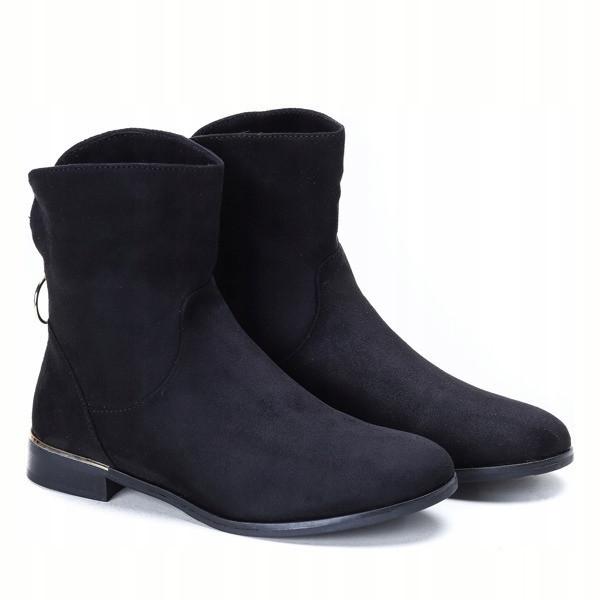 Женские ботинки от польского производителя удобные в носке