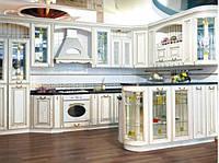 элитная белая итальянская кухня фото 27 (Stival Sonata)