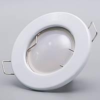 Встраиваемый светильник Feron DL10 белый