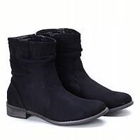 Женские повседневные польские ботинки на доступной цене, фото 1