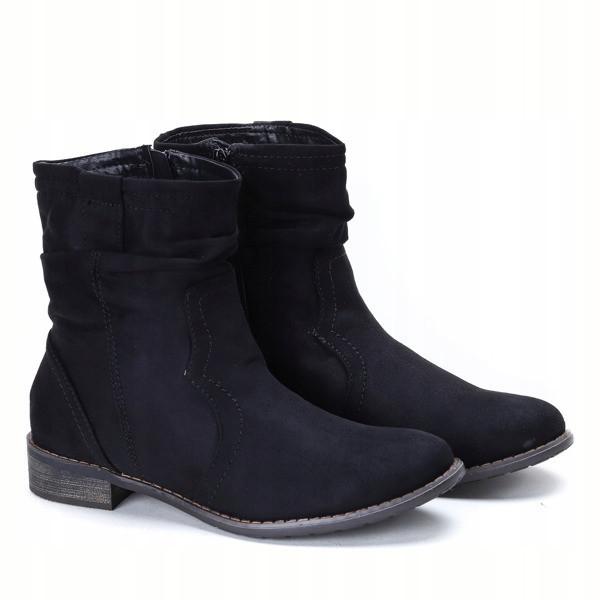 Женские повседневные польские ботинки на доступной цене