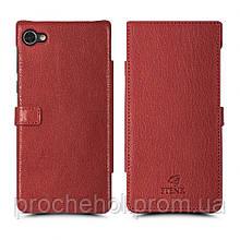 Чехол книжка Stenk Premium для BlackBerry Motion Красный
