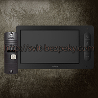 Комплект видеодомофонии ARNY AVD-7005