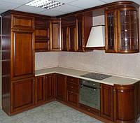 угловая кухня с итальянскими фасадами фото 36 Stival Sonya