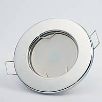 Встраиваемый светильник Feron DL10 хром