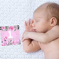 Наклейки для фотосессии малыша