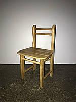 Кресло детское деревянное