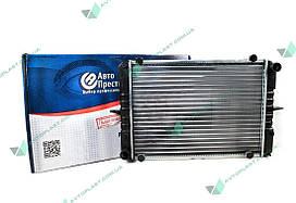 Радиатор водяного охлаждения Газель ст.обр. (3 рядн.алюм.) (пр-во Авто Престиж)