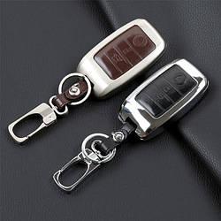 Металлический чехол для ключа Kia Cee'd,Cerato, Magentis,Opirus,Optima ,Picanto,Sorento,Soul,Spectra,Sportage