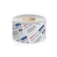 Туалетная бумага Eco Optimum ТМ Pro Service для диспенсеров Джамбо серая макулатурная однослойная 16 шт/уп