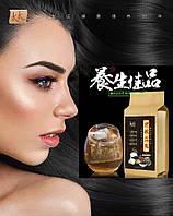 Чай из черных бобов и черного кунжута - для здоровья волос 150г (30х5г)
