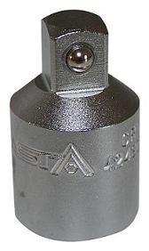 """Переходник 1/2"""" - 3/4"""", (L-50 мм) ASTA 424600"""