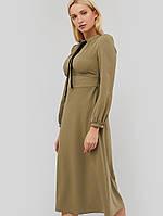 Приталенное платье с завышенной талией (Orsedo crd)
