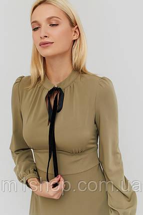 Приталенное платье с завышенной талией (Orsedo crd), фото 2